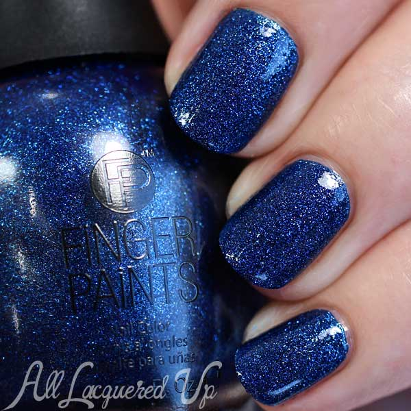 FingerPaints Amazon Sky swatch via @alllacqueredup