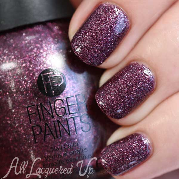FingerPaints Once in a Wild swatch via @alllacqueredup
