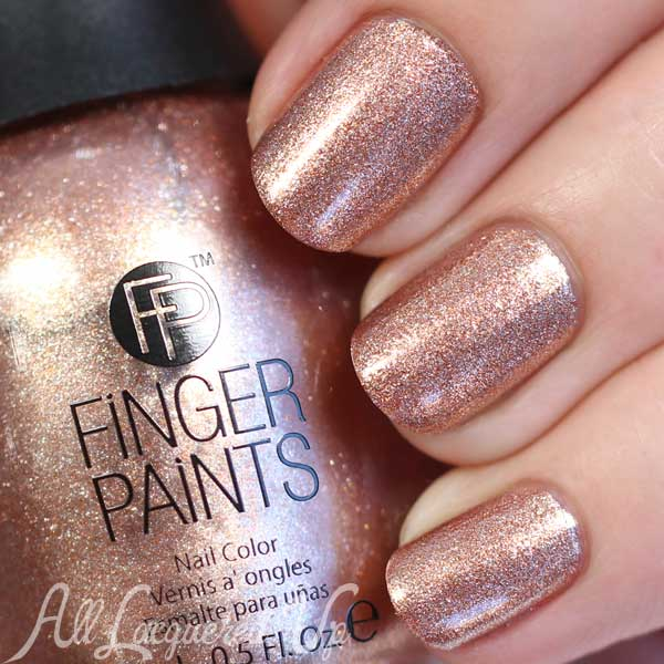 FingerPaints Once in a Wild Collection Swatches & Review : All ...