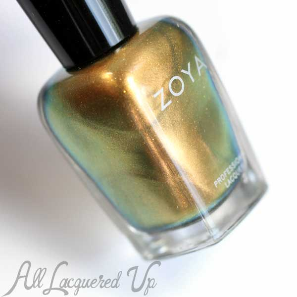 Zoya Aggie - Flair Fall 2015