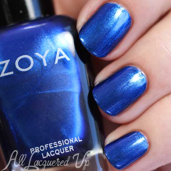 Zoya Estelle swatch - Flair Fall 2015