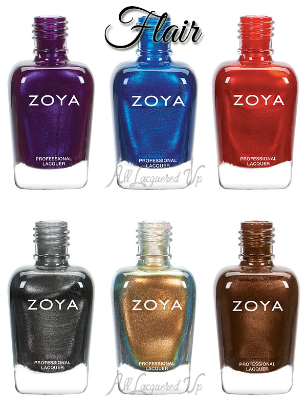 Zoya Fall 2015 - Flair