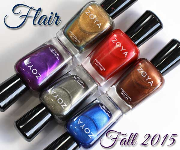 Zoya Fall 2015 - Flair via @alllacqueredup