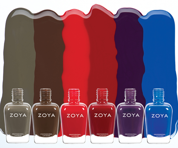Zoya Focus - Fall 2015