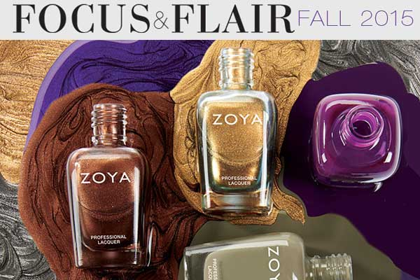 Zoya Focus & Flair - Fall 2015