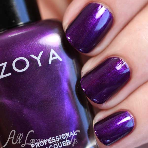 Zoya Giada swatch - Flair Fall 2015