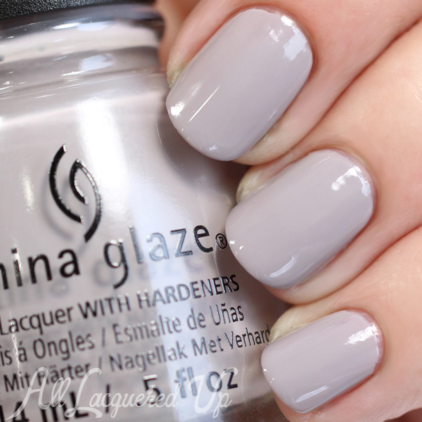 China Glaze Change Your Altitude swatch - Fall 2015