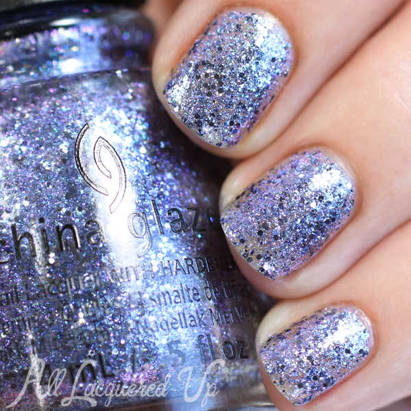China Glaze Let's Dew It swatch - Fall 2015
