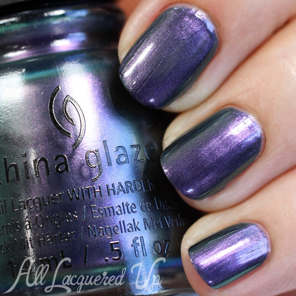 China Glaze Pondering, Free Shipping at Nail Polish Canada