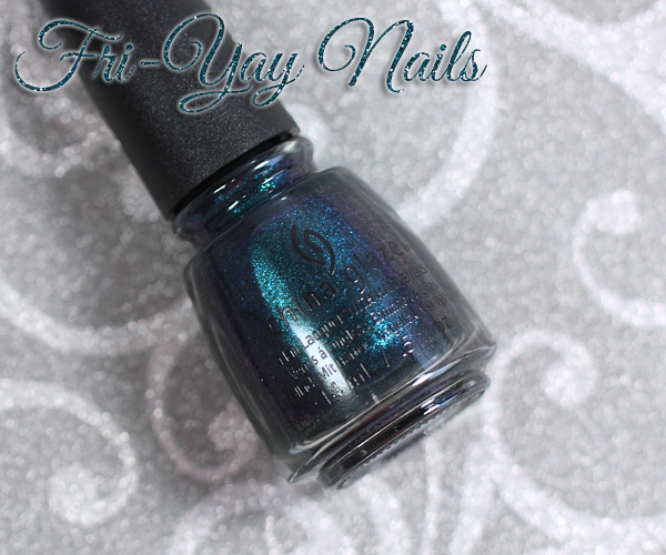 China Glaze Holiday 2015 - Don't Get Elfed Up