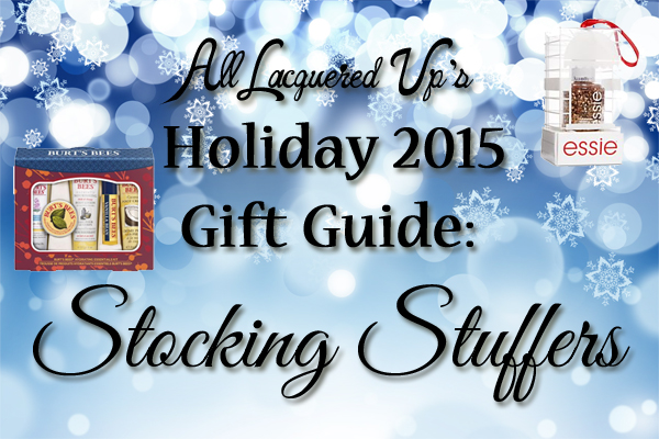 Holiday 2015 Gift Guide - Stocking Stuffers