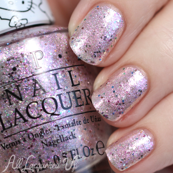 OPI Charmmy  & Sugar - Hello Kitty