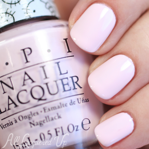 OPI Let's Be Friends - Hello Kitty