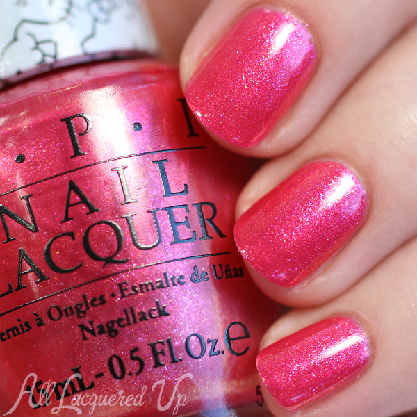 OPI Say Hello Kitty! - Hello Kitty