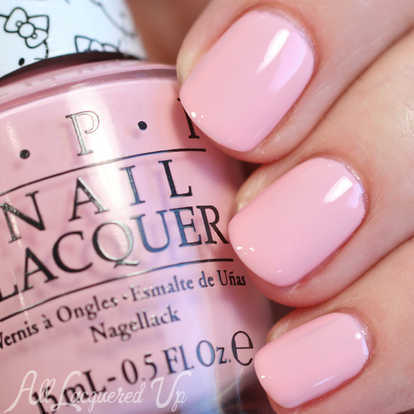 OPI Small+Cute=♥ - Hello Kitty