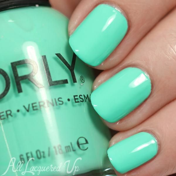 Orly Vintage - Spring 2016 Melrose