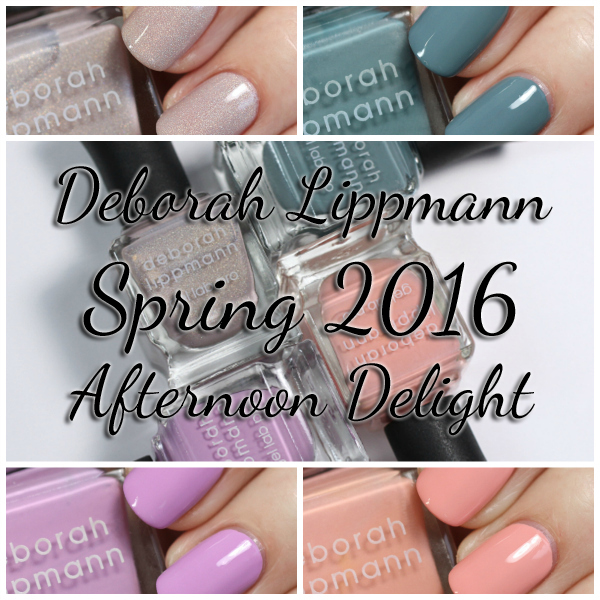 Deborah Lippmann Afternoon Delight - Spring 2016