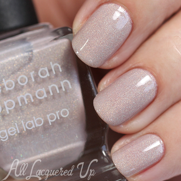 Deborah Lippmann Dirty Little Secret - Spring 2016