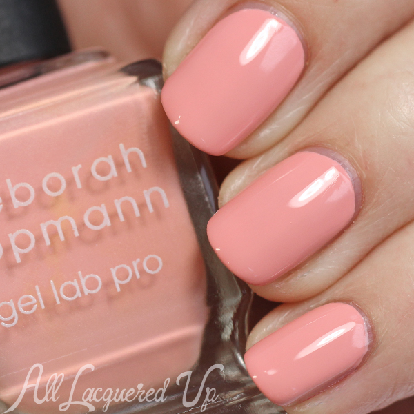 Deborah Lippmann Peaches & Cream - Spring 2016