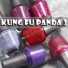 Morgan Taylor Kung Fu Panda 3 Collection Review & Swatches