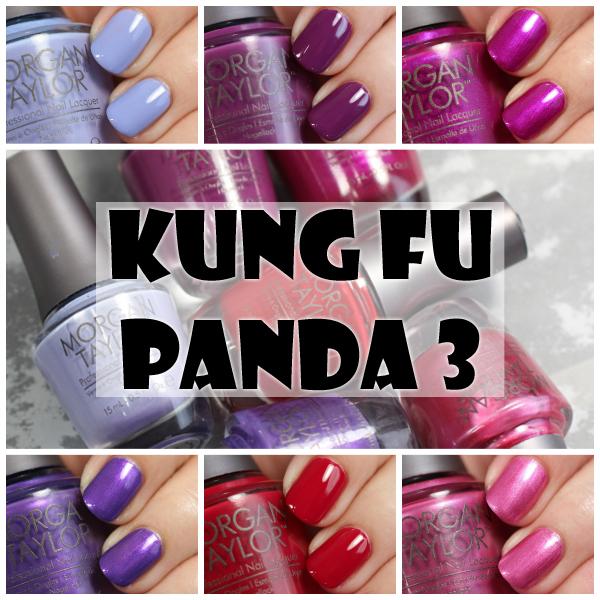 Morgan Taylor Kung Fu Panda 3