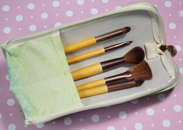 EcoTools® Day-to-Night Brush Set