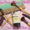 Spring Makeup Tutorial – Fresh Skin & Bold Lips