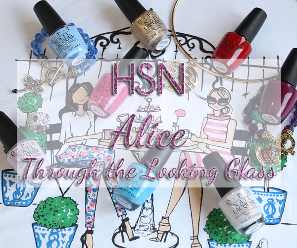 HSN Alice Through the Looking Glass Collection