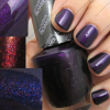 OPI Holiday in Hollywood: Dazzling Darks & Neutrals