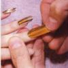 Chrome-tastic Nails