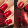 China Glaze Sleigh Ride for Holiday 2008