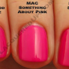 MAC Hello Kitty Nail Lacquers