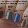Avon Nailwear Kaleidoscope Shades