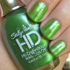 Sally Hansen HD Hi-Definition Nail Color – Part 1
