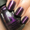 China Glaze Retro Diva Review & Swatches