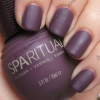 SpaRitual Mind.Body.Spirit Matte Nail Polish Swatches & Review
