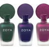 Zoya MatteVelvet Winter Collection Swatches & Review